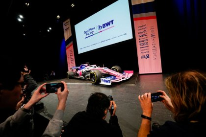 Motor racing: New chapter in 2019? More like a new book, say Racing Point