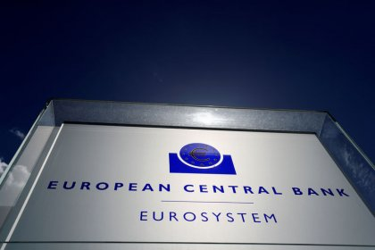 Key gauge of euro zone inflation expectations falls further away from ECB target