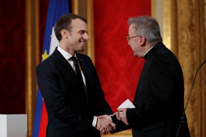 Enquête pour agression sexuelle visant le représentant du pape en France