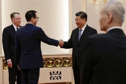 Handelsgespräche China-USA gehen weiter - Xi sieht Fortschritte