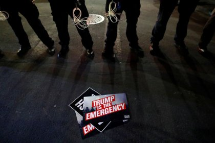 Legal challenges to Trump emergency declaration face uphill battle