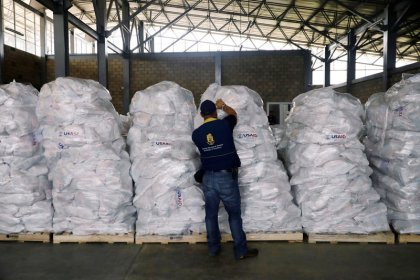 More Venezuela aid to arrive in Colombia amid uncertainty over distribution