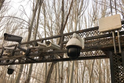China surveillance firm tracking millions in Xinjiang - researcher