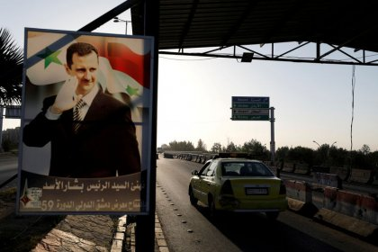 U.S. cannot back Syrian forces who align with Assad - U.S. commander