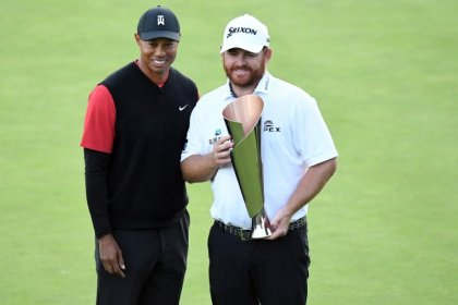Golf - Holmes claims wild Genesis Open win as putter deserts Thomas