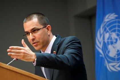 Venezuela denies EU lawmakers entry given 'conspiratorial motives'