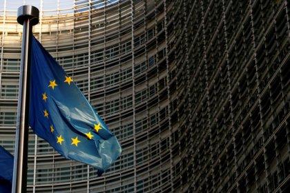 Centre-right to top EU poll; far-right surges - survey
