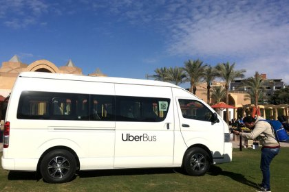Uber agrees to pay VAT in Egypt - tax chief