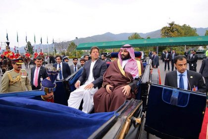 Saudi visit highlights Pakistan' search for investment