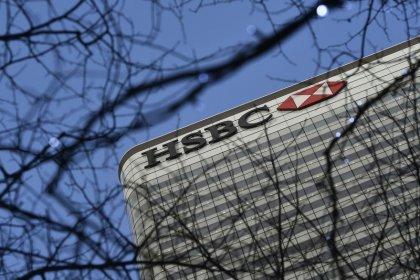 HSBC's 2018 profit misses estimates; China weakness poses growth risks