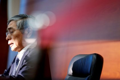 Kuroda says BOJ ready to ease if yen rise hurts price goal path