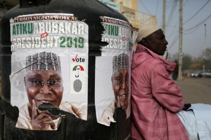 'Pennies before a steamroller': Nigerian vote delay a reminder of investment risk
