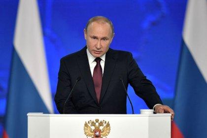 Путин грозит развернуть ракеты, которые могут достичь США