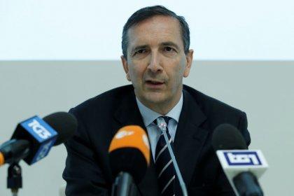 U.S. ambassador to Italy held meeting with TIM's boss:  embassy