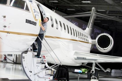 Bombardier to deliver a handful of Global 7500 jets in first half of 2019