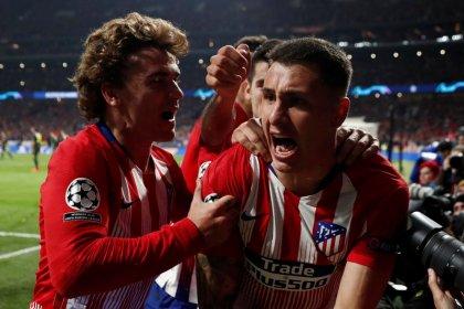 Atlético Madrid vence a Juventus con goles uruguayos en Liga Campeones, Manchester City gana