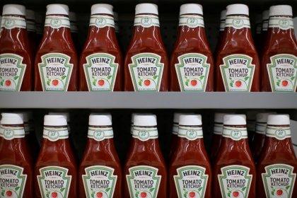 Kraft Heinz shares fall 28 percent after writedown, dividend cut