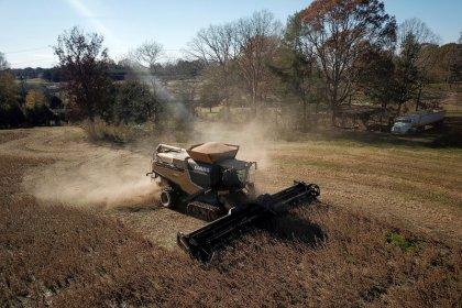 U.S. farmers receive $7.7 billion in trade aid to date: USDA