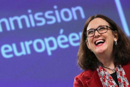 Malmström erwartet bald Entscheidung für EU-Handelsgespräche mit USA