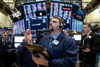 Wall Street drops on paltry jobs growth, global slowdown worries