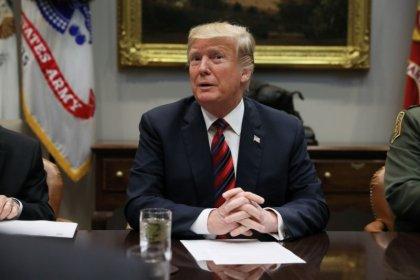 Trump diz que não tem pressa para finalizar acordo comercial com a China