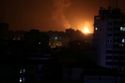 Raketen-Alarm in Tel Aviv - Militärangriff auf Gazastreifen