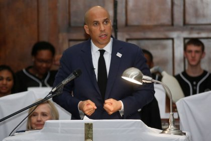 Booker says Democrats will put 'a woman on the ticket' in 2020 White House race