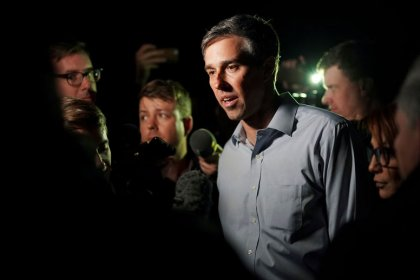 O'Rourke candidacy asks - Can a moderate white male win the 2020 Democratic primary?