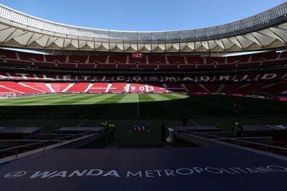 Récord de asistencia en un encuentro de fútbol femenino entre el Atlético y el Barcelona en el Wanda