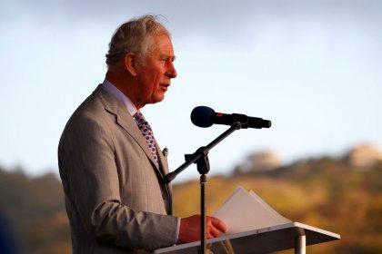 """الأمير تشارلز يروج """"للاقتصاد الأزرق"""" في بداية جولة في الكاريبي"""
