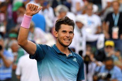 Thiem vence a Federer y se alza con el título en Indian Wells