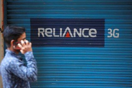India's RCom pays Ericsson, says asset deal with Jio falls through