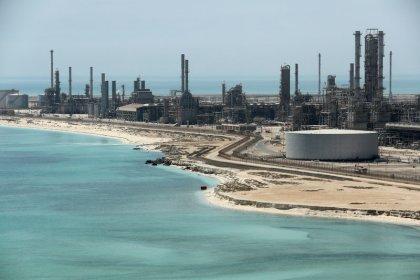 С.Аравия снизила экспорт нефти в янв до 7,254 млн барр/сут