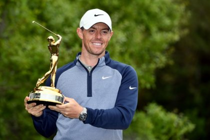 McIlroy jumps to No. 4 in world rankings