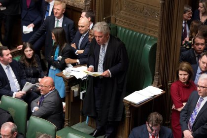 Brexit setback for May: speaker rules she must change her plan to get another vote