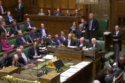 May's Brexit deal in chaos as Speaker sparks 'constitutional crisis'