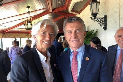 IMF team OKs Argentina's third review, unlocks $10.87 billion in funds