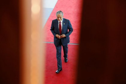 Malaysian PM Mahathir says some state-owned entities may be listed