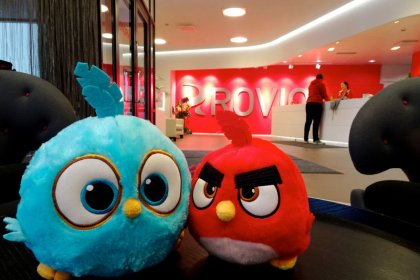 Game maker Rovio ventures into augmented reality with new Angry Birds game