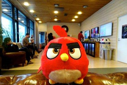 La compañía de videojuegos Rovio entra en la realidad aumentada con un nuevo Angry Birds