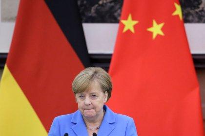 """Merkel - Dürfen Aufstieg Chinas nicht wie in """"Schlacht"""" bekämpfen"""