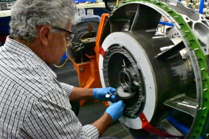 U.S. factory orders barely rise; shipments fall further