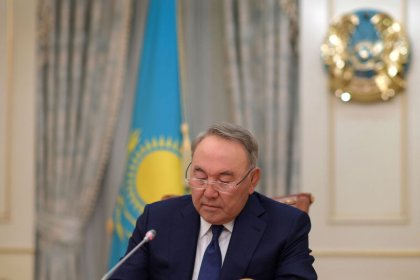 Kazakhstan's leader Nazarbayev resigns after three decades in power
