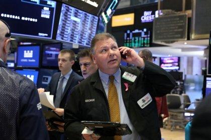 Уолл-стрит растет в ожидании итогов заседания ФРС