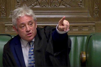 """Interventionist"" speaker centre-stage in parliament's Brexit drama"