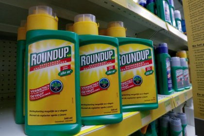 U.S. jury rules against Bayer in Roundup cancer case