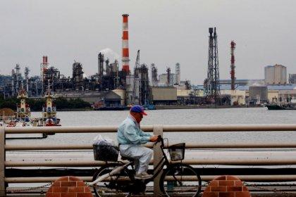 Japan factory mood hits weakest since 2016 as trade rifts bite: Reuters Tankan