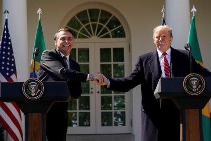Trump offen für Nato-Mitgliedschaft Brasiliens