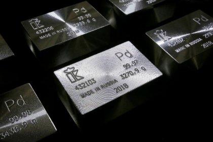 البلاديوم يصعد لمستوى قياسي والذهب يتراجع قبل قرار مجلس الاحتياطي