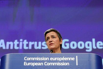 Google é multado em 1,5 bi de euros por bloqueio de anúncios em 3ª sanção da UE